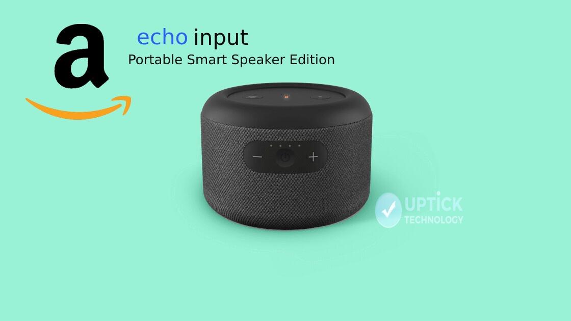 Smart Speaker: Amazon Echo Input Portable Review