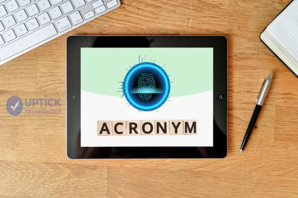 Cybersecurity Acronyms