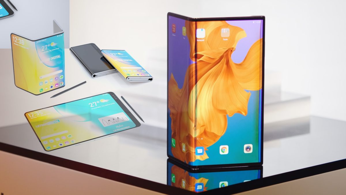 Best Foldable Phones in 2020