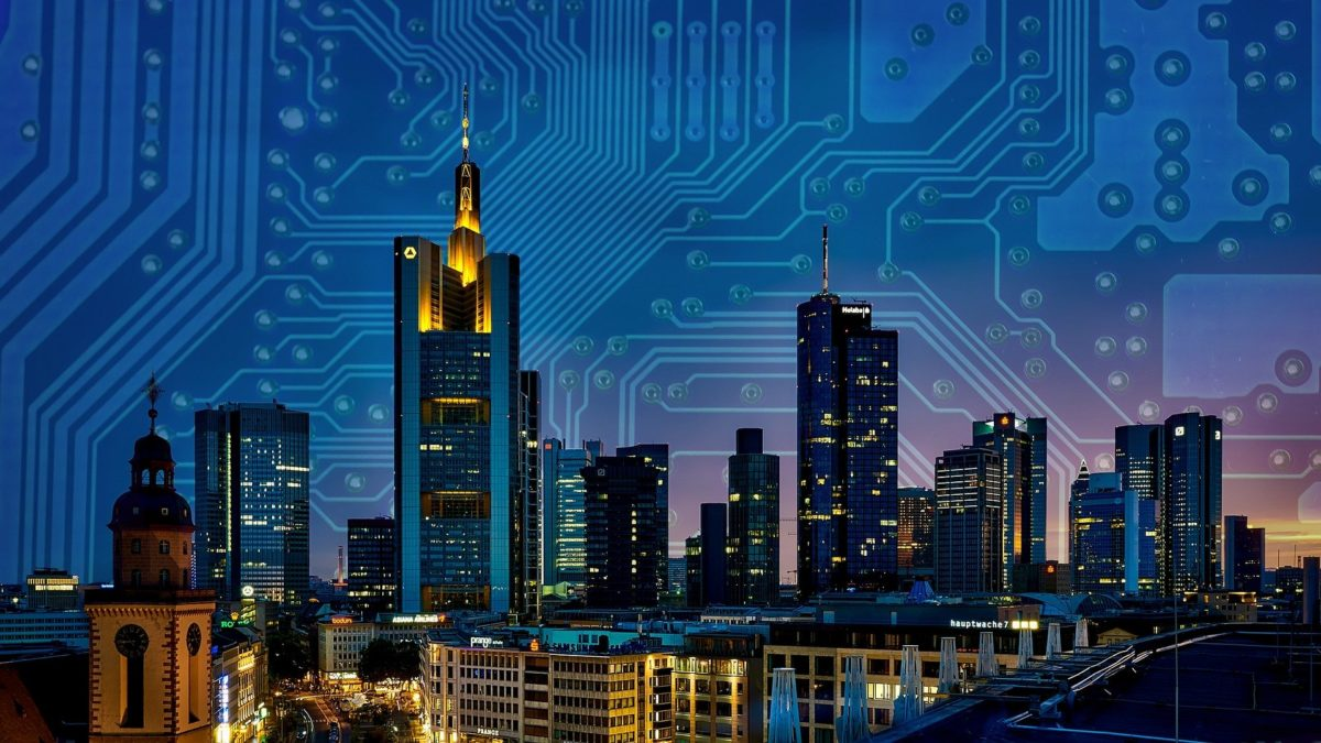 Turning Idea for Smart Cities and Enterprise Tech