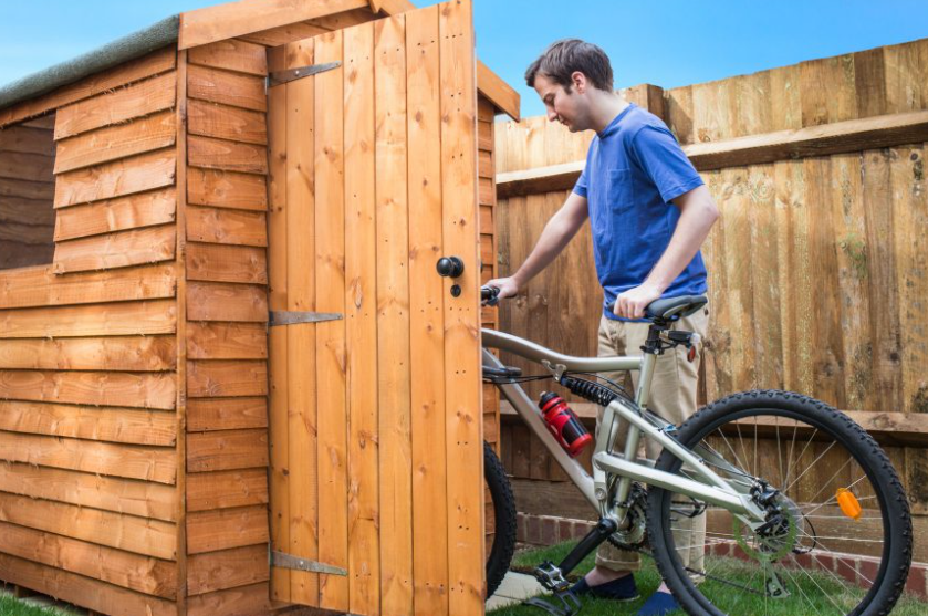 Advantages Of Using An Outdoor Bike Storage Box