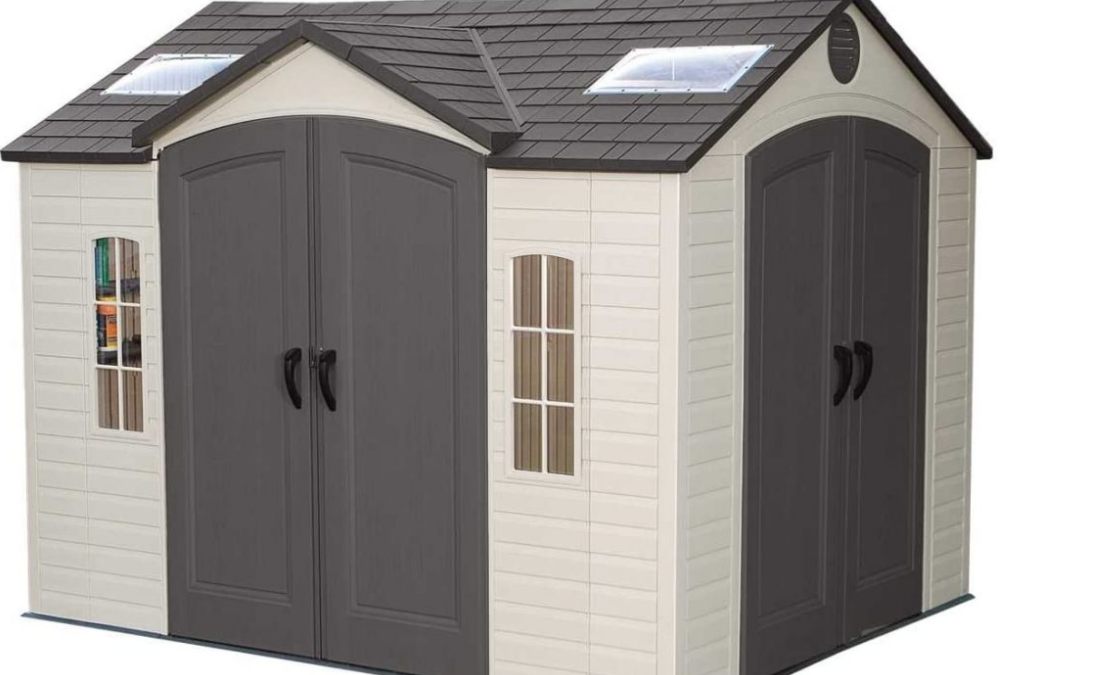How Installing Outdoor Shed Kits the Perfect Solution To Avoid Storage Hassles