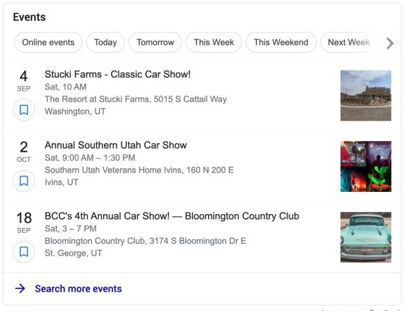 How to Use a WordPress Event Manager Plugin to Host Classic Car Show Events (1)