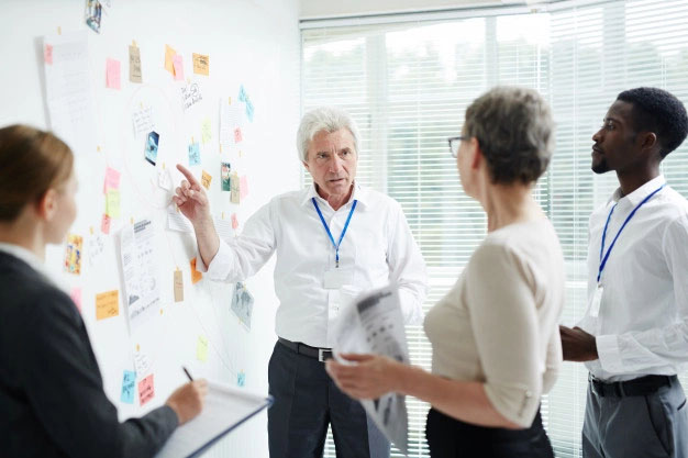 The benefits of Business Process Management